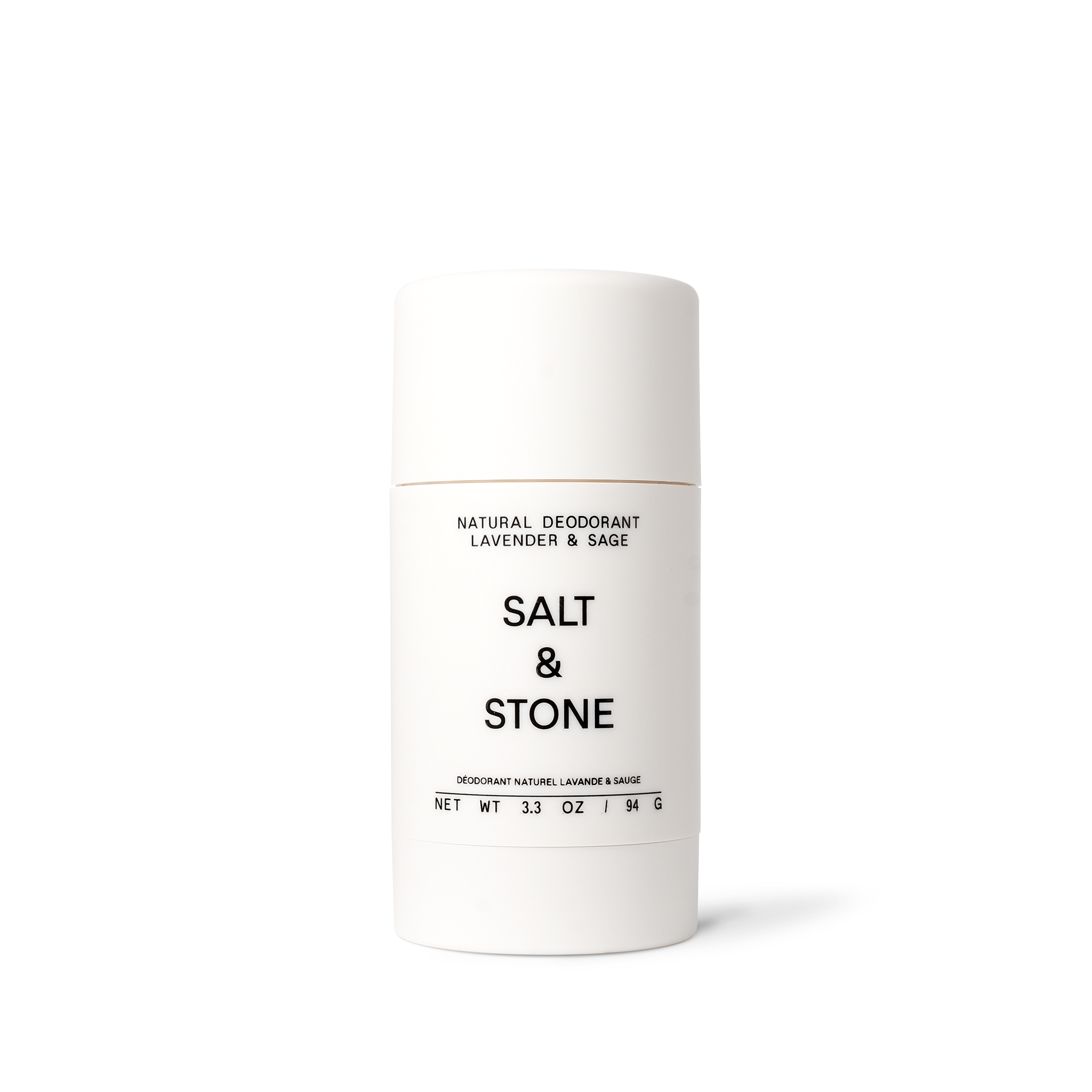 Natural Deodorant, Salt & Stone. Photo: Salt & Stone