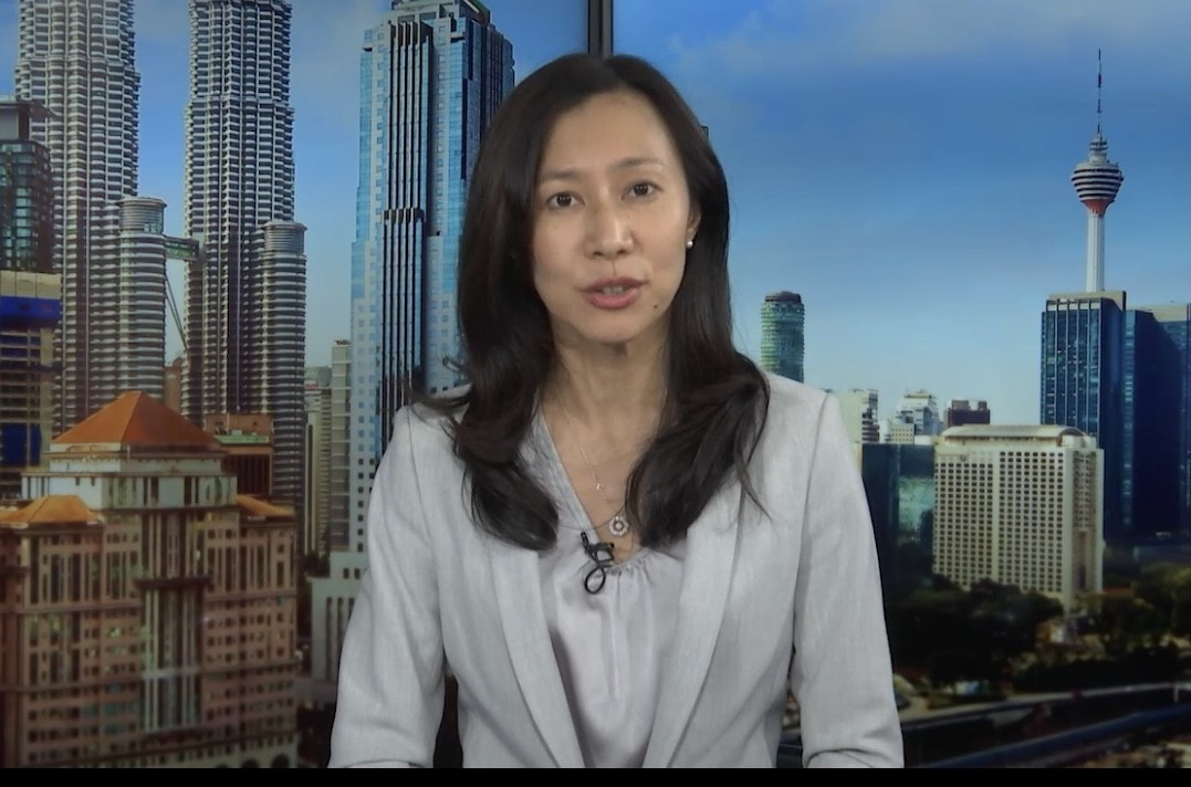 Melissa Goh Channel News Asia