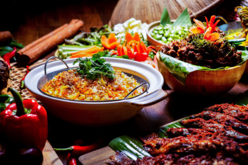 Ritz-Carlton Ramadan buffet