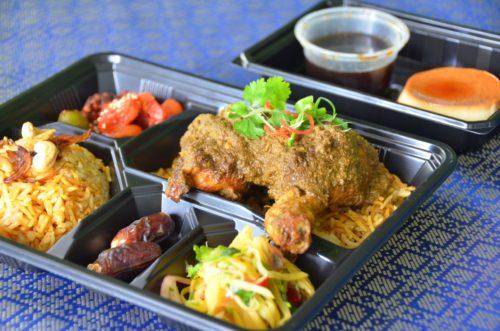 EQ Hotel Ramadan Takeaway