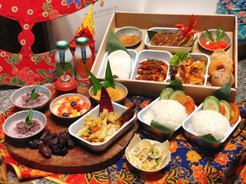 Intercontinental Ramadan Delivery