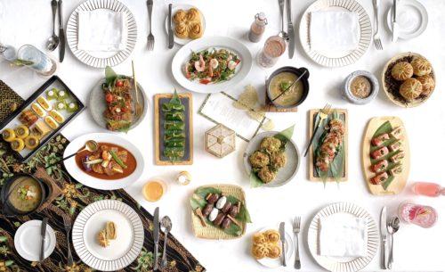 St Regis KL Ramadan spread