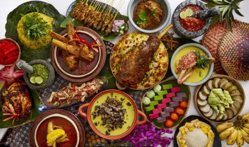 Mandarin Oriental Ramadan Spread