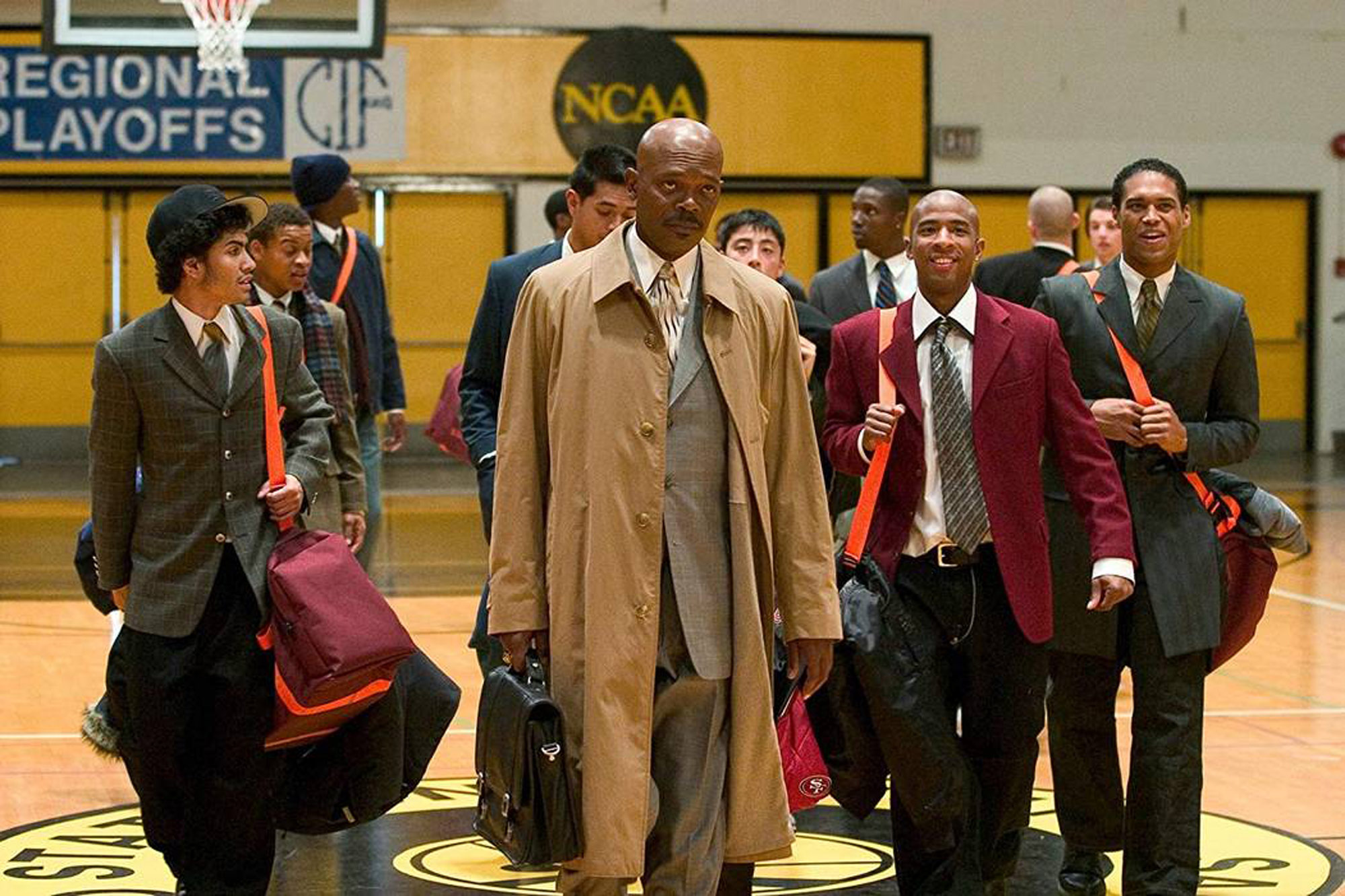 non-fiction films: Coach Carter