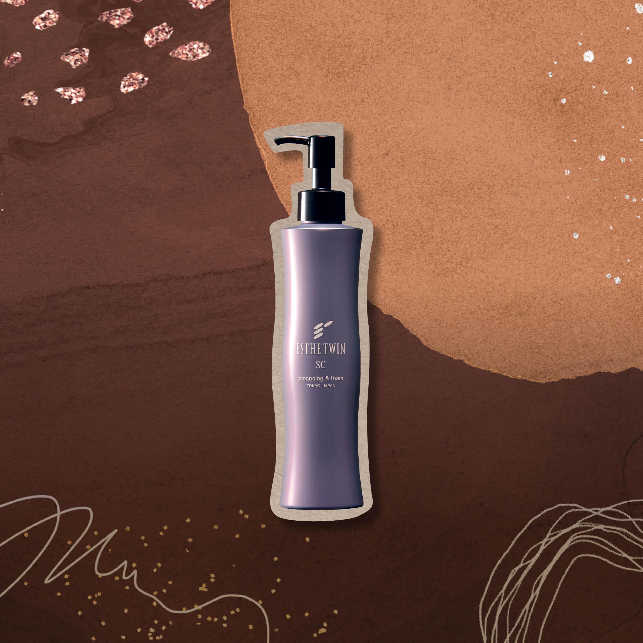 Grooming Awards 2020 - Best Cleanser for Dry Skin. Art Direction: Jonathan Tai