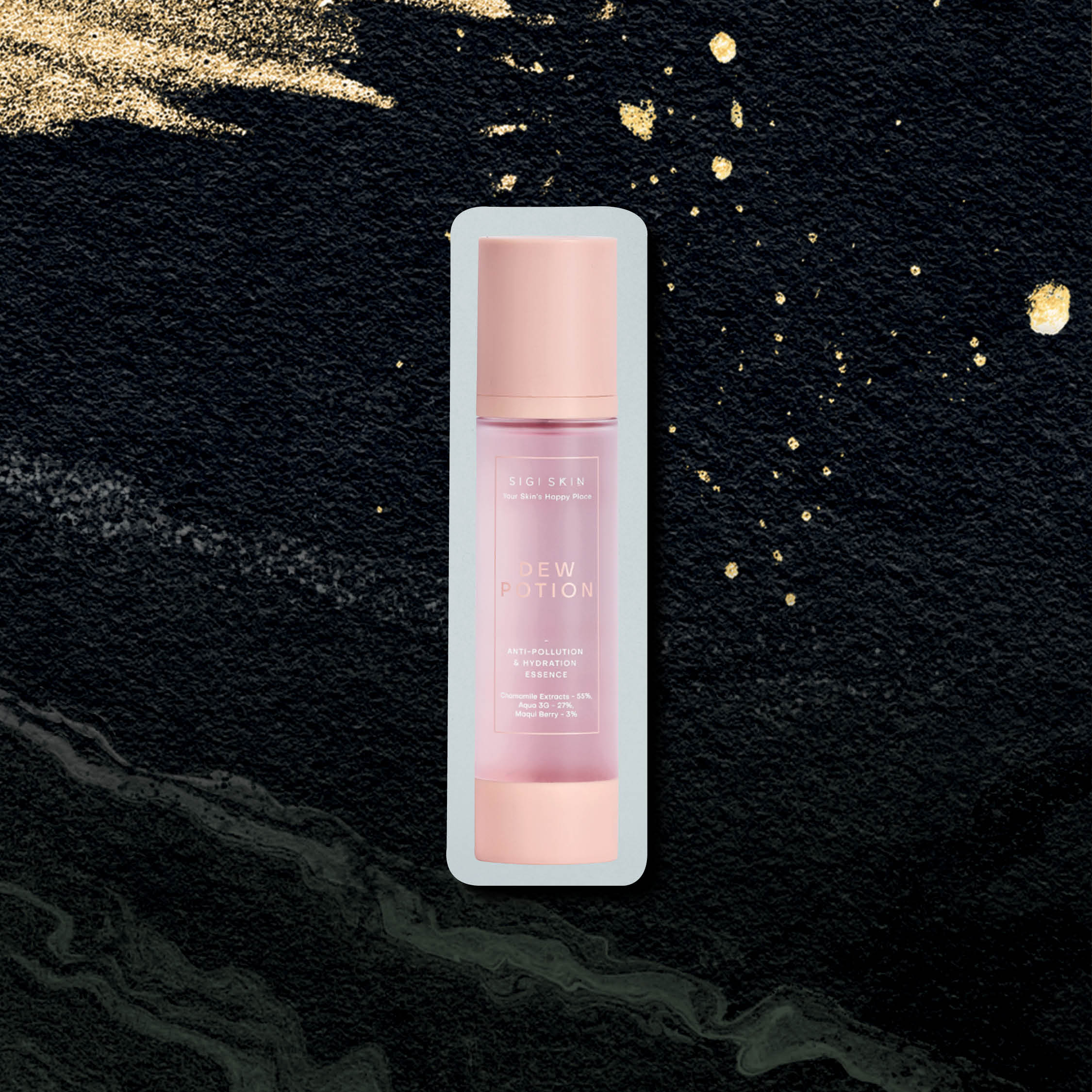 Grooming Awards 2020 - Best Toners/Mists for Normal Skin. Art Direction: Jonathan Tai