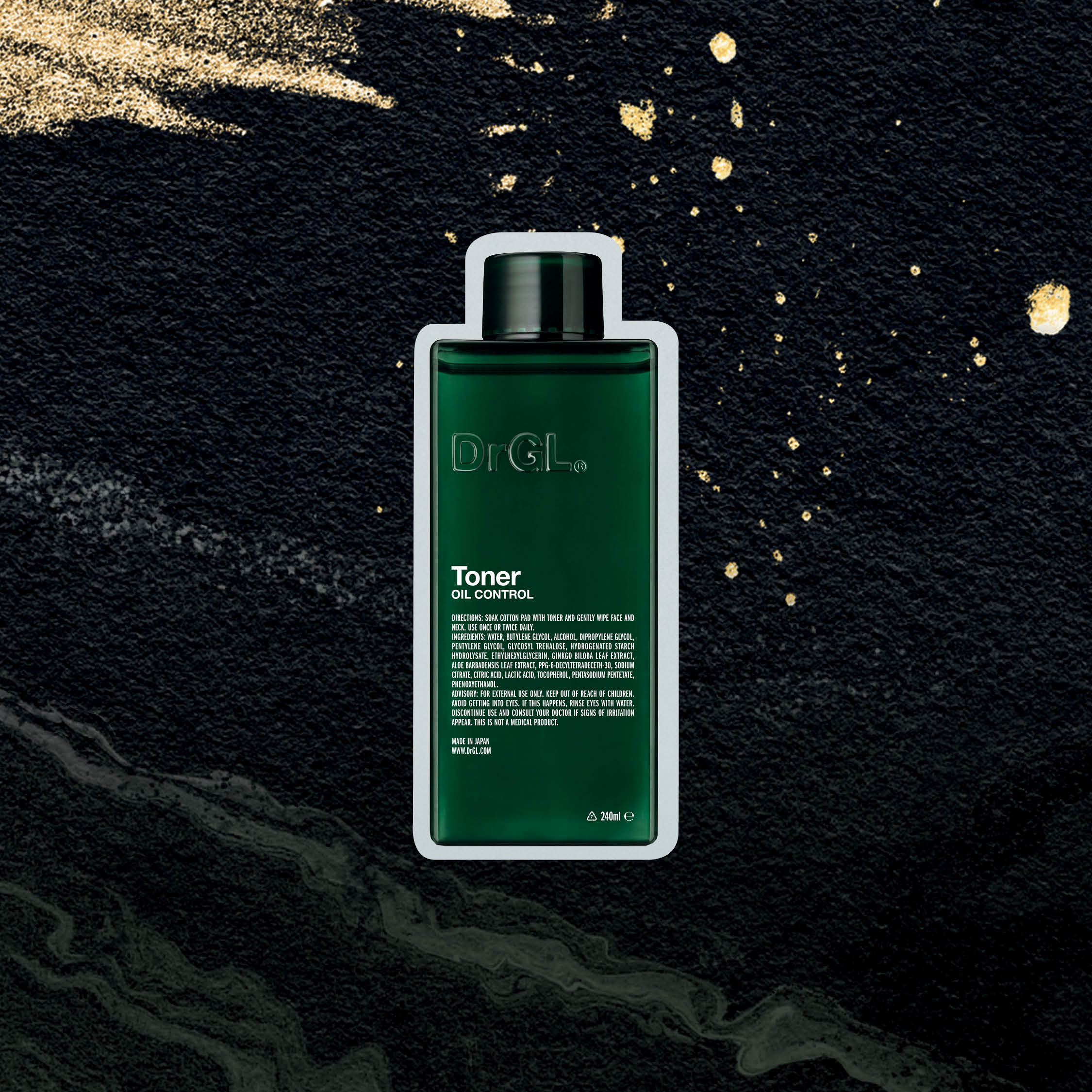 Grooming Awards 2020 - Best Toners/Mists for Oily Skin. Art Direction: Jonathan Tai