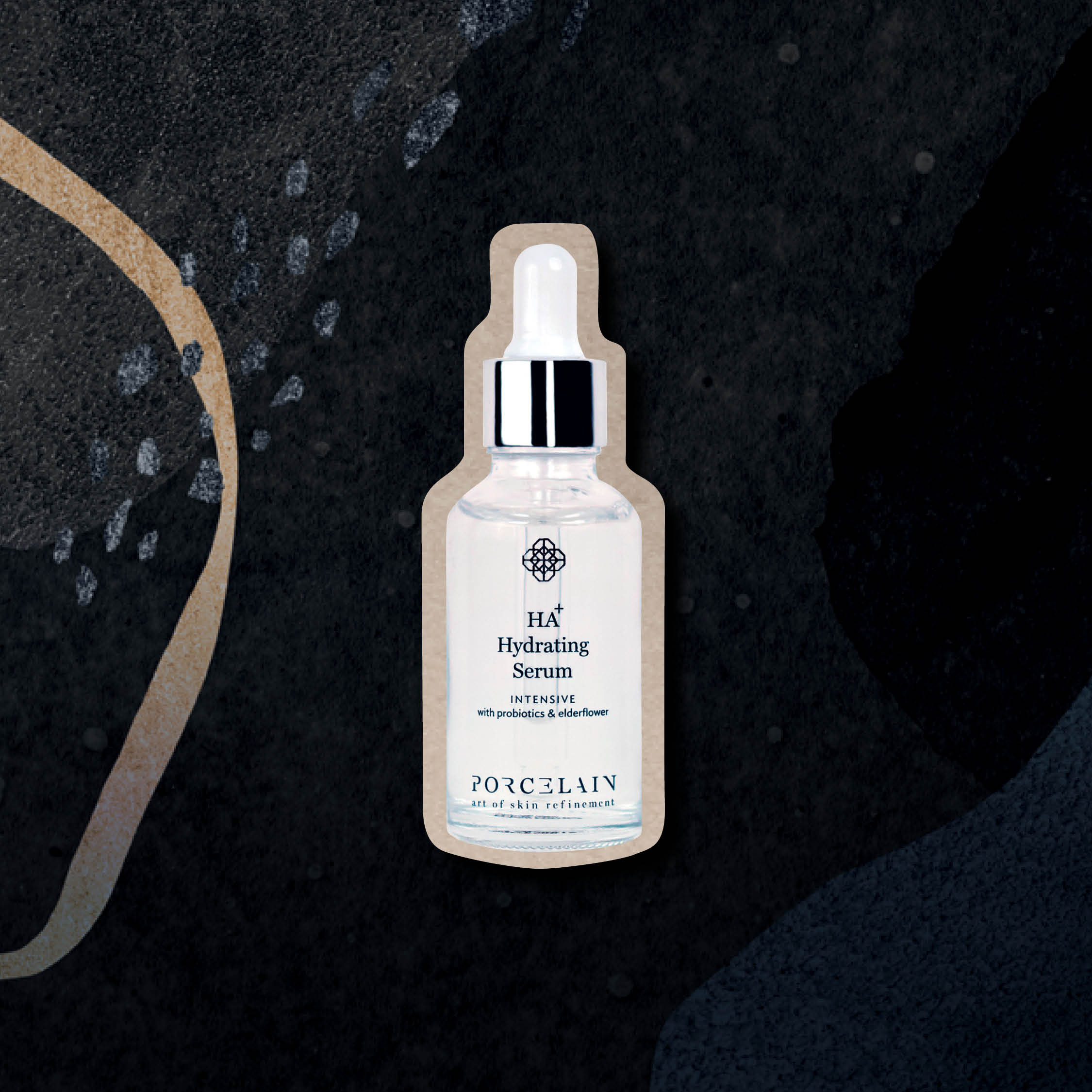 Grooming Awards 2020 - Best Serum for Normal Skin. Art Direction: Jonathan Tai