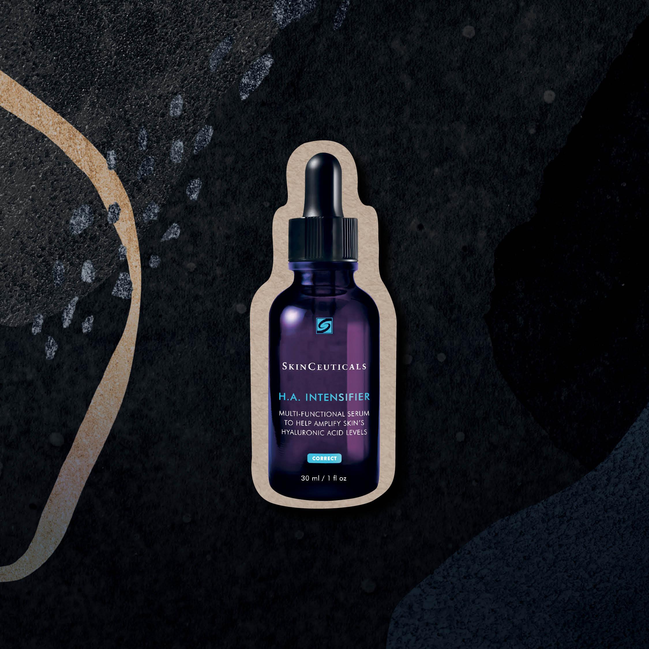 Grooming Awards 2020 - Best Serum for Dry Skin. Art Direction: Jonathan Tai