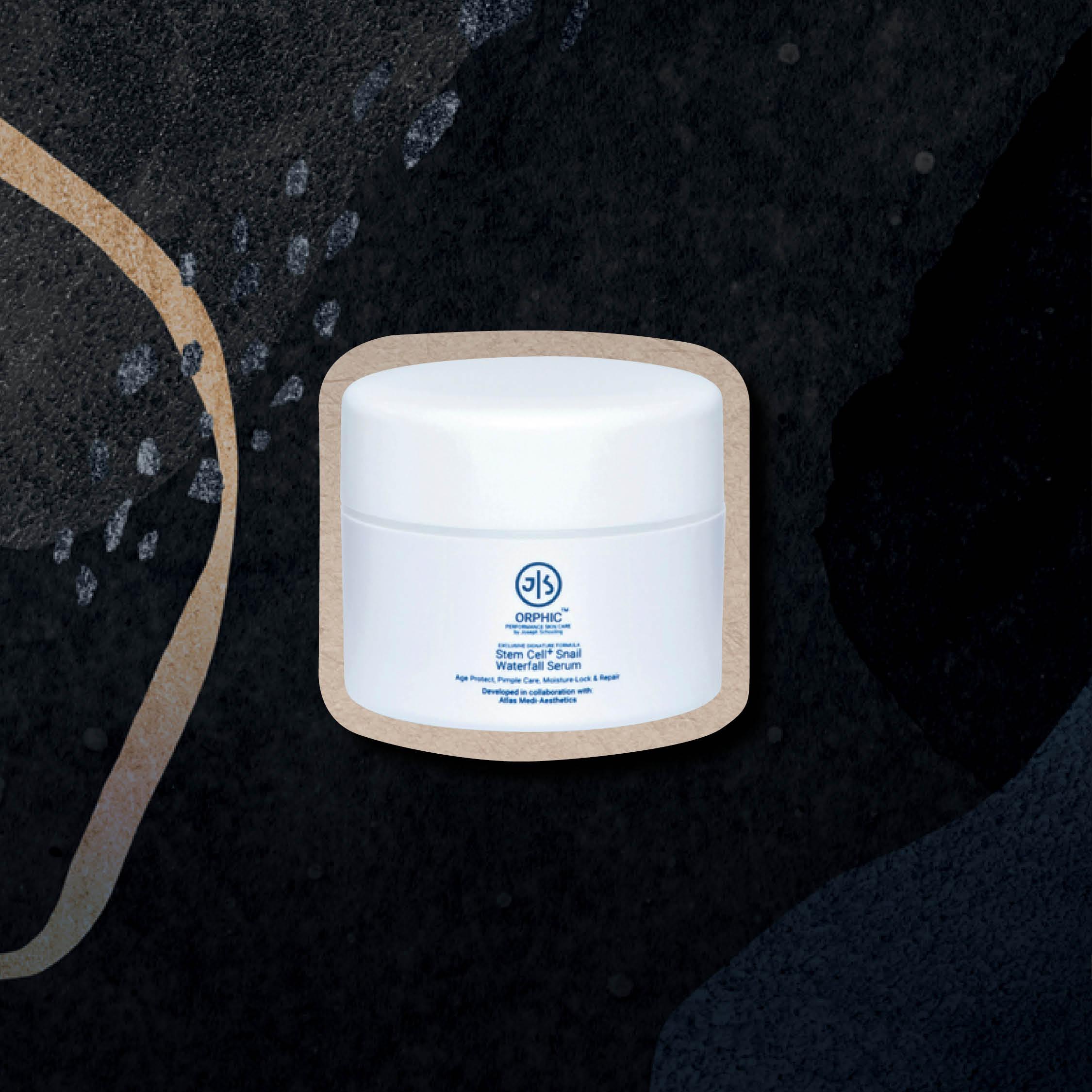 Grooming Awards 2020 - Best Serum for Mature Skin. Art Direction: Jonathan Tai