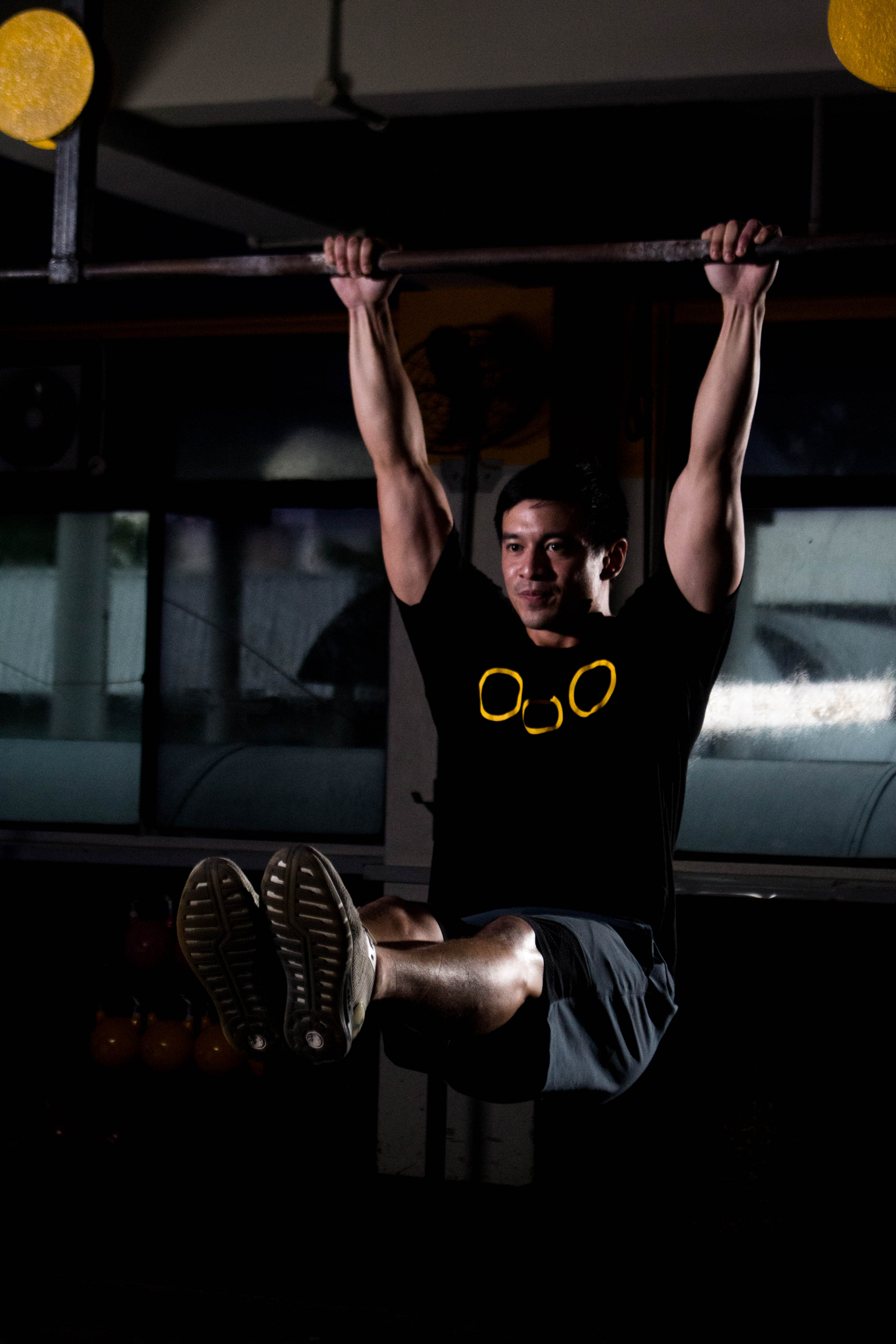 Innervate Fitness' Founder, Lionel Choong. Photo: Innervate Fitness