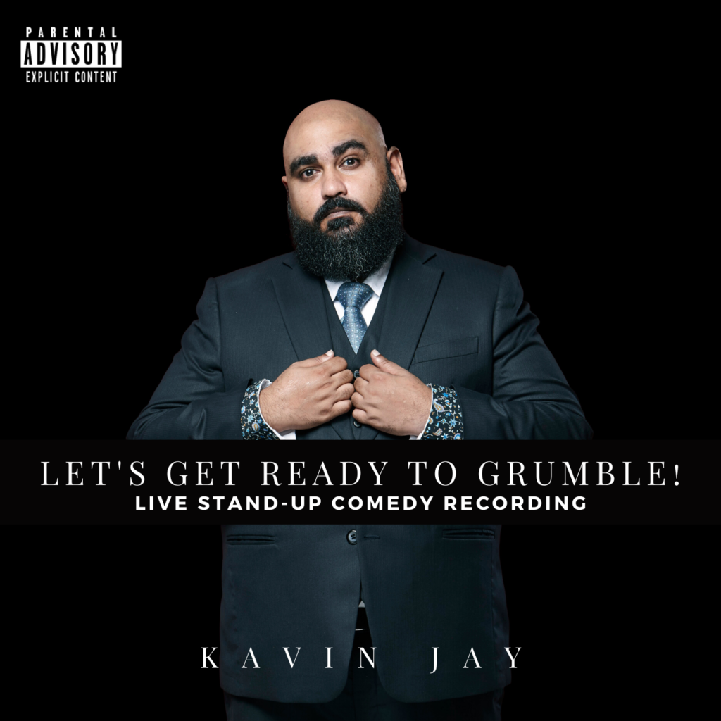 Kavin Jay Let's Get Ready To Grumble