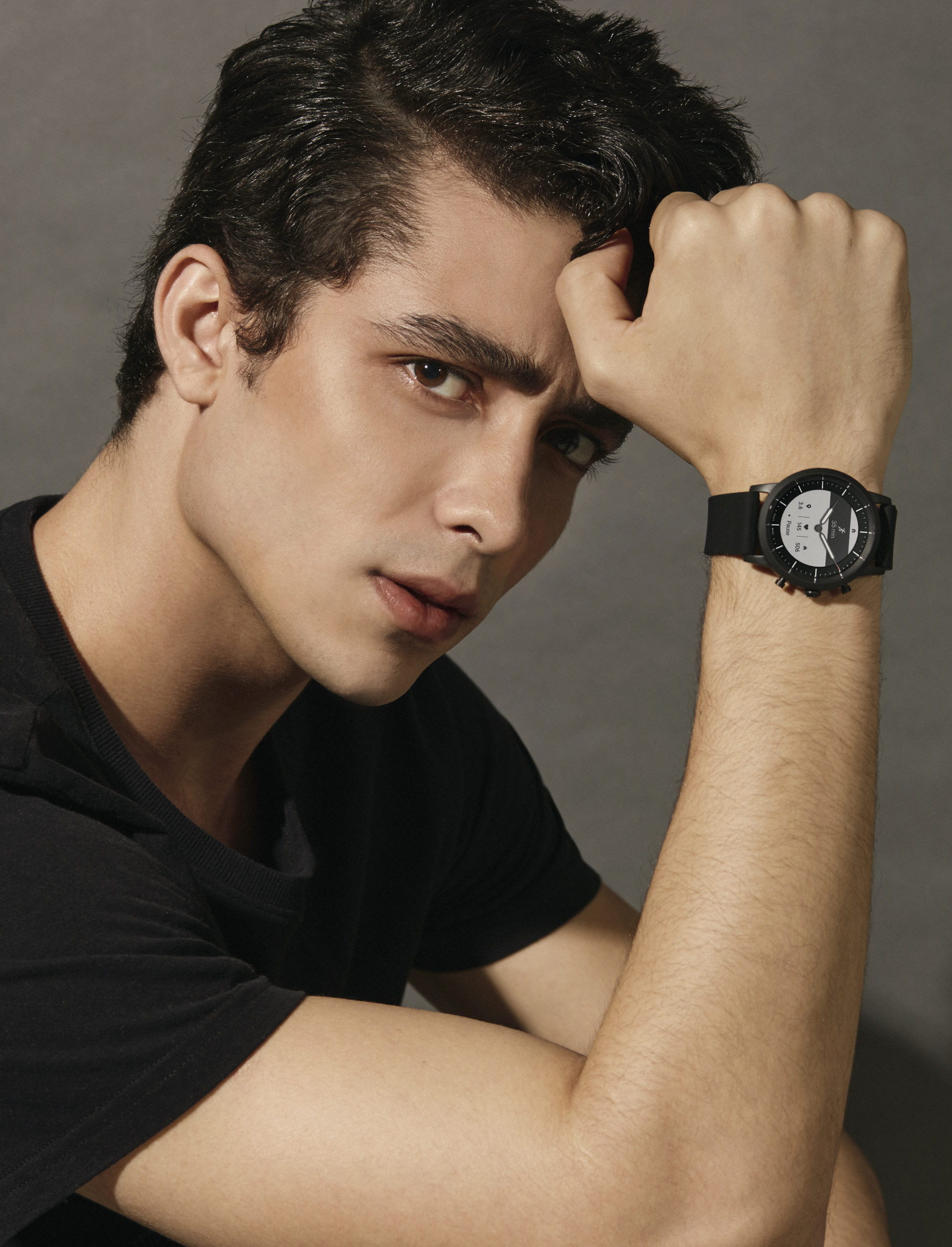 Introducing The Fossil Hybrid Hr Smartwatches