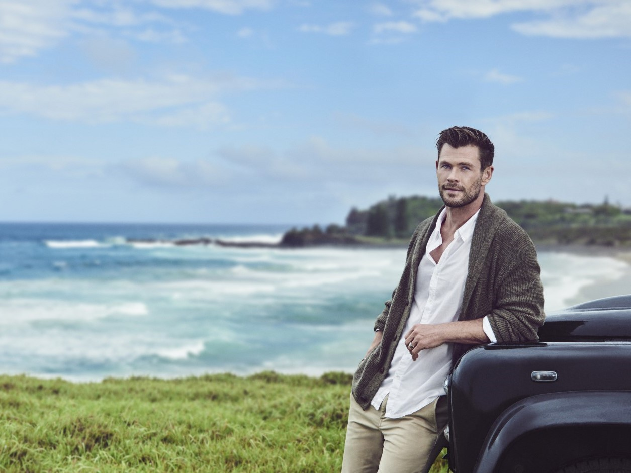 Swisse ambassador Chris Hemsworth Ultivite