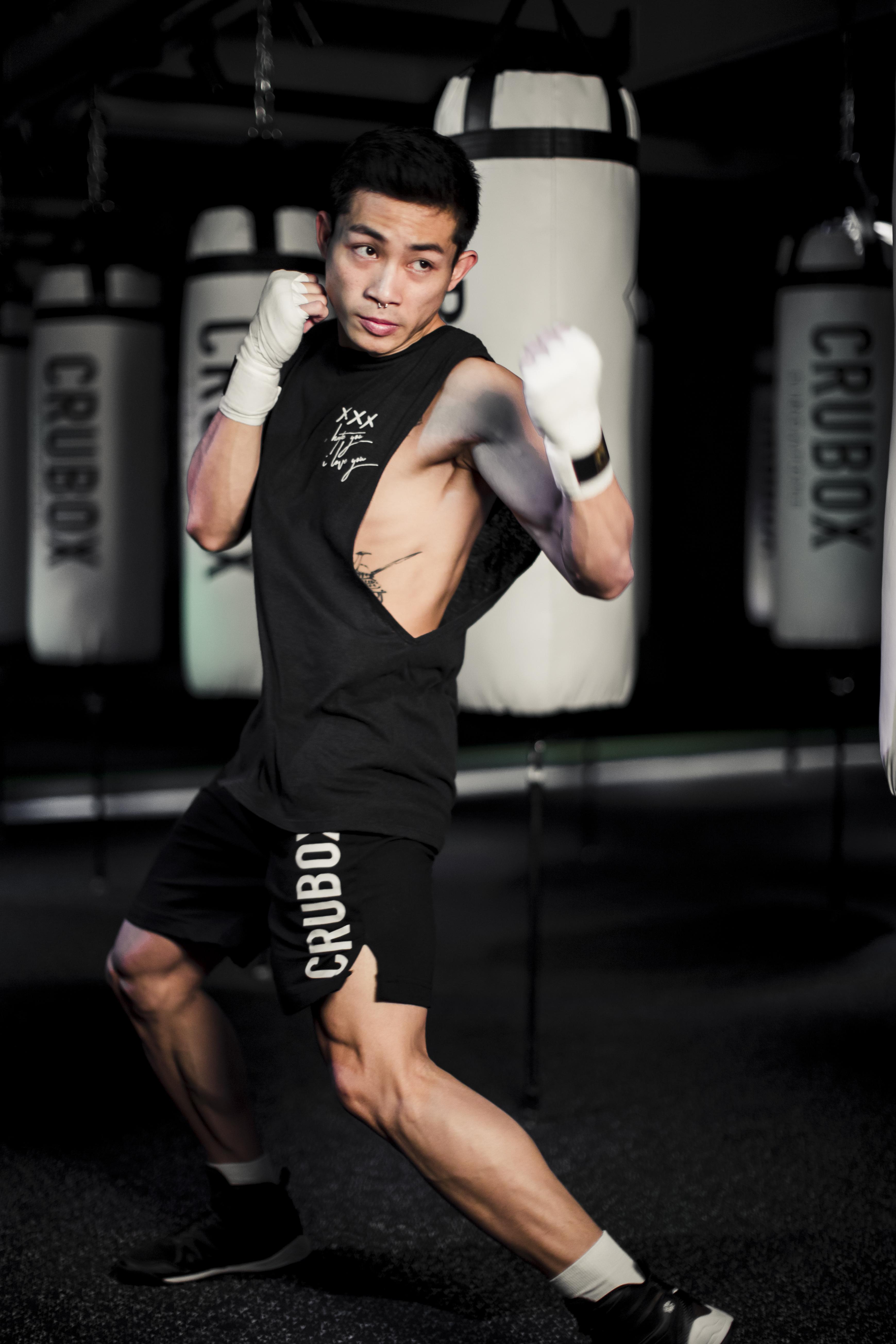 CruBox Instructor, Elijah Ong. Photo: CruBox