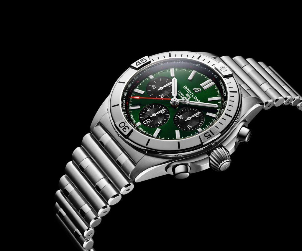 Breitling Chronomat chronograph 2020 Bentley