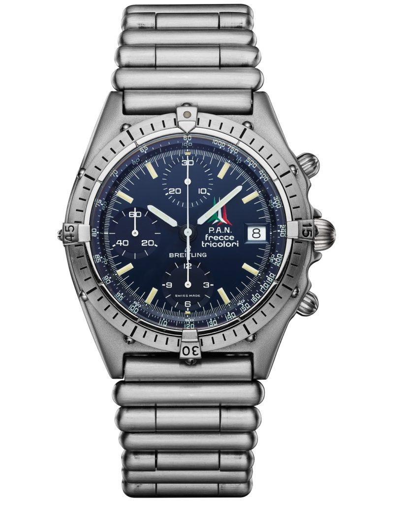 Breitling Chronomat chronograph 2020 Frecce Tricolori