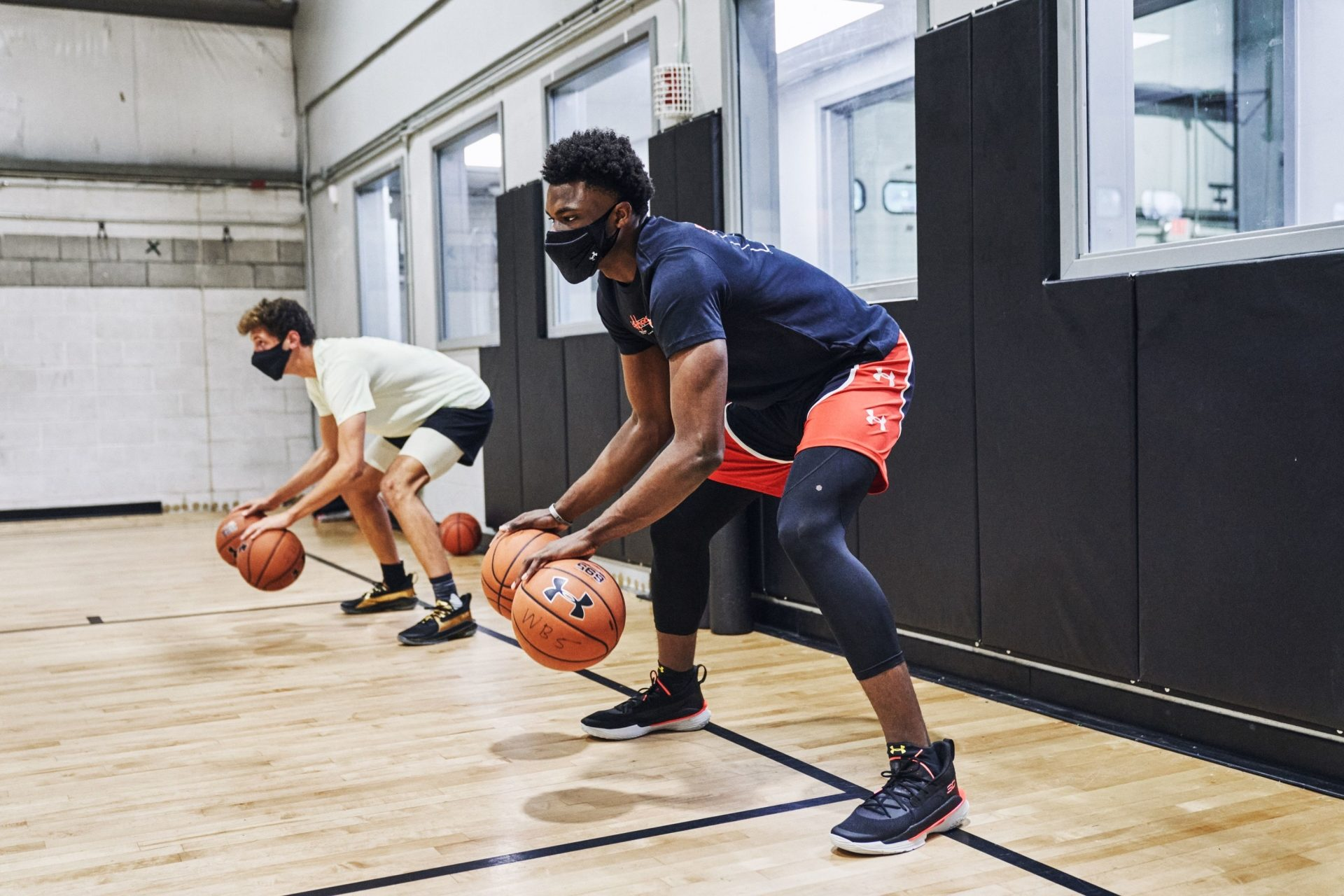 The Ua Sports Mask By Under Armour Keeps You Safe During Exercise
