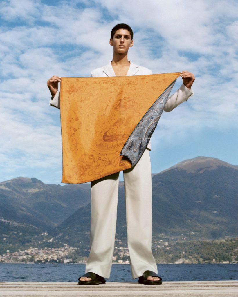 Hermès ss 2020 silk