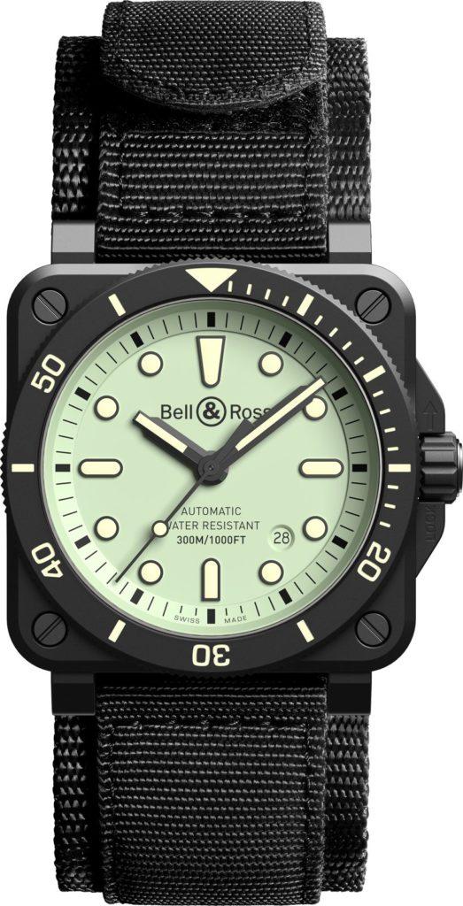 Bell & Ross BR 03-92 Diver Full Lume