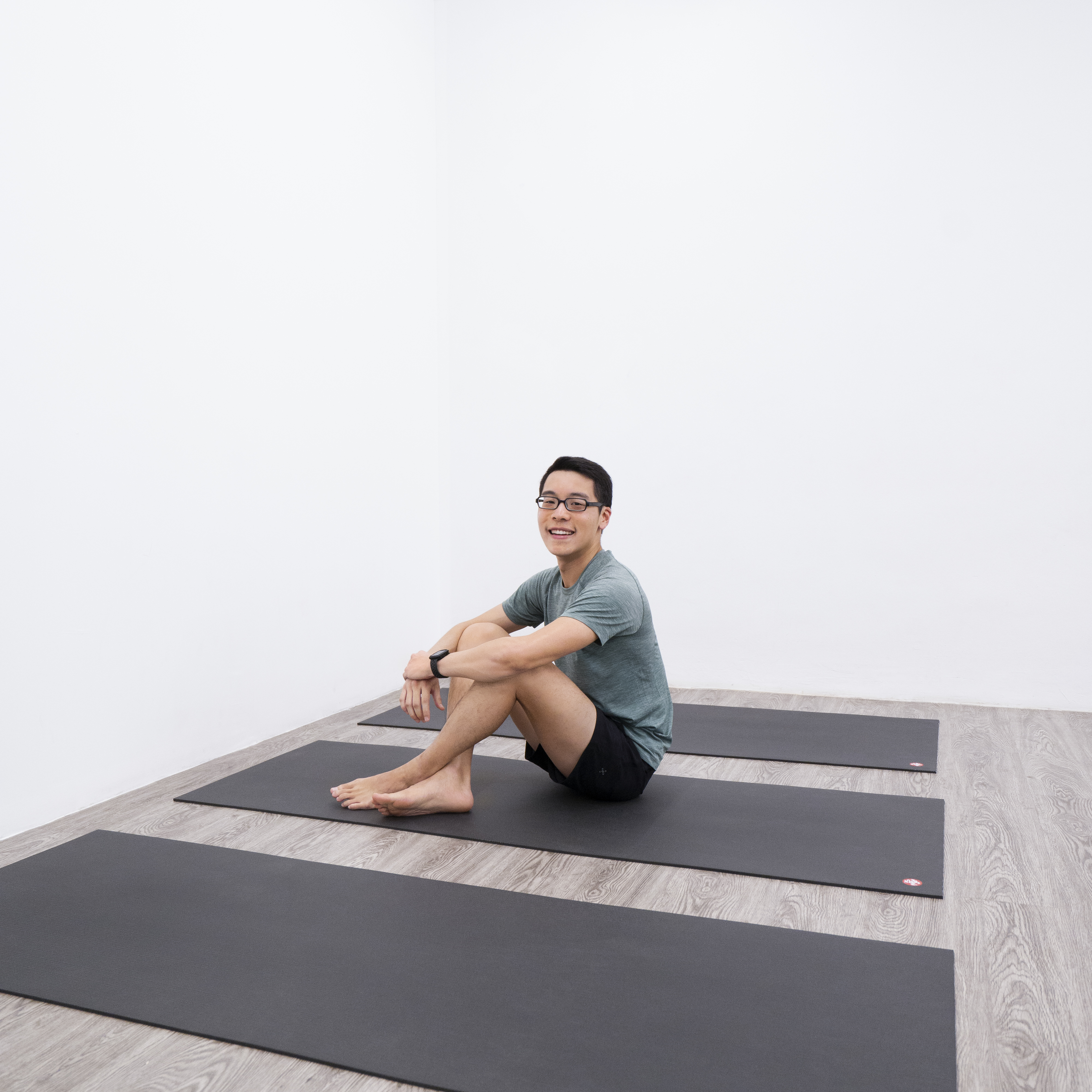 Freedom Yoga's Chan Wei Ren tells us how to loosen those knots with simple steps at home. Photo: Freedom Yoga