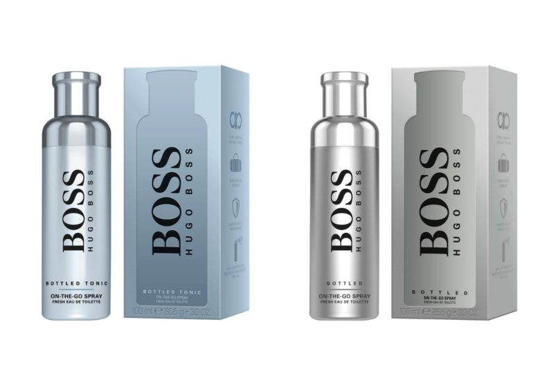 Photo: Hugo Boss Parfums
