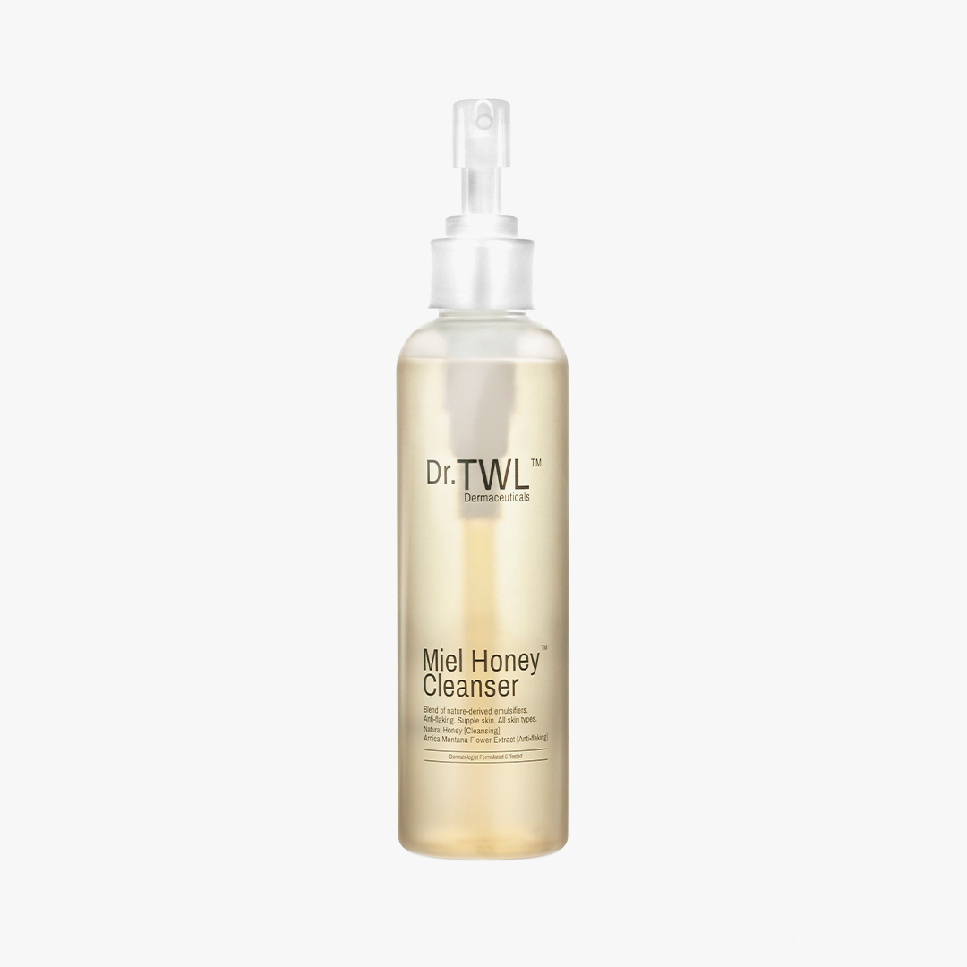 Miel Honey Cleanser, Dr TWL Dermaceuticals
