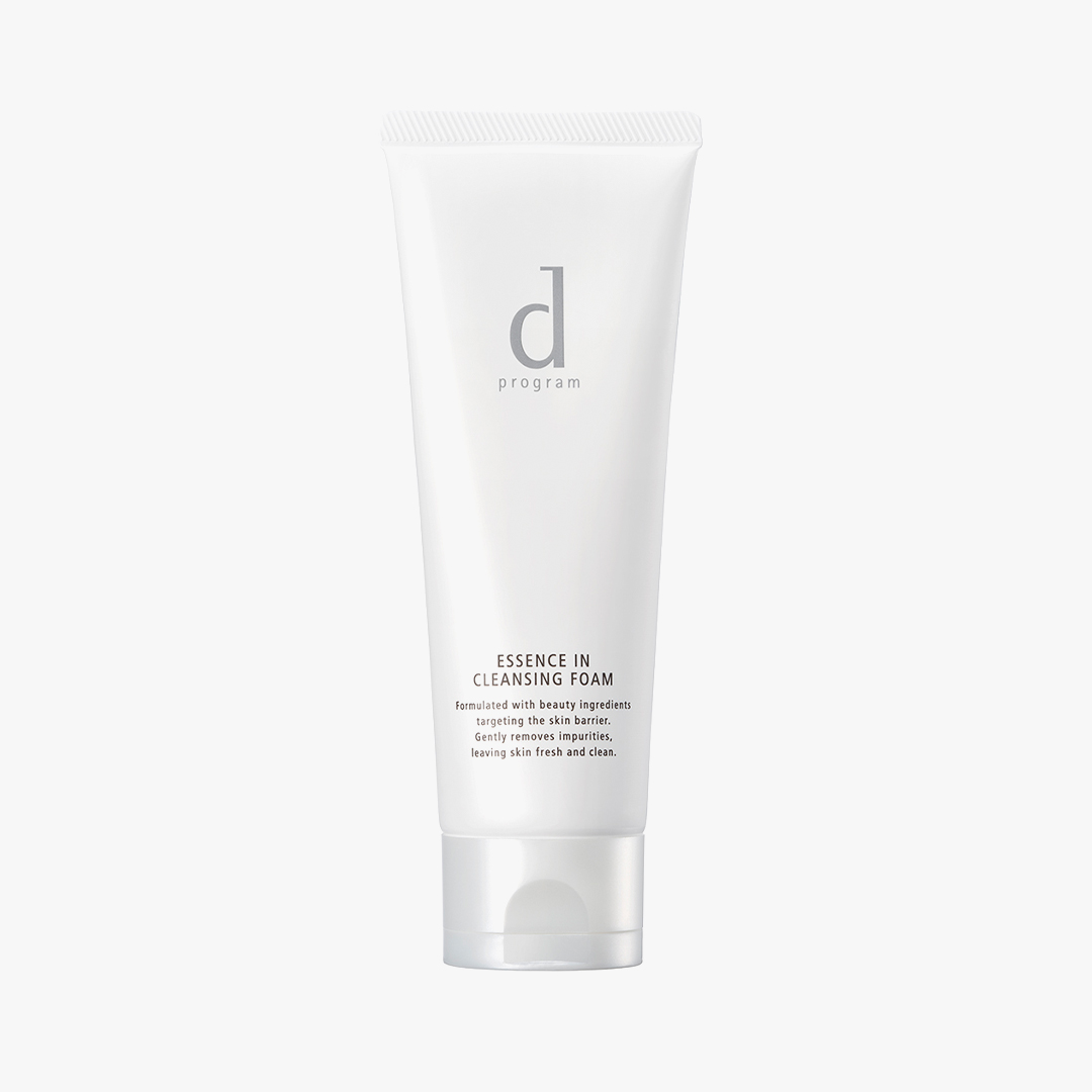 Essence In Cleansing Foam, D Program