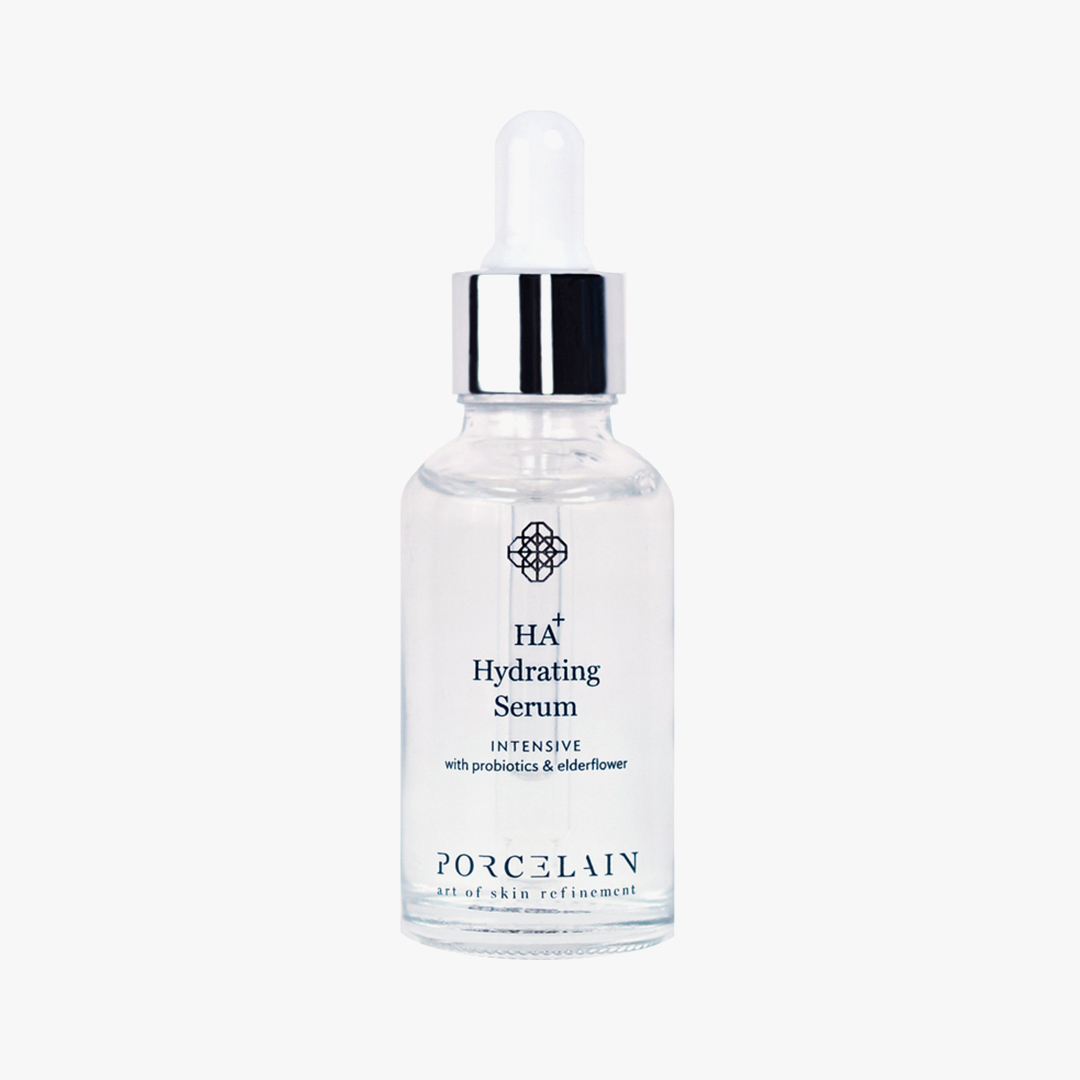 Intensive HA+ Hydrating Serum, Porcelain