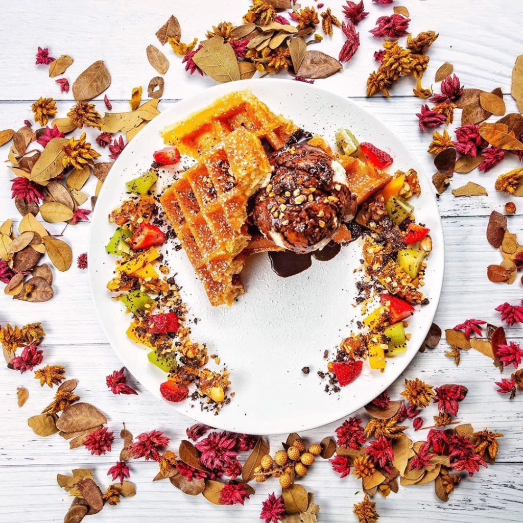 chequers waffle
