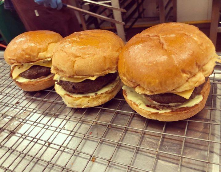 sixty bites burger