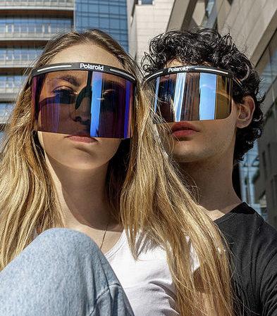 Polaroid Eyewear new visor
