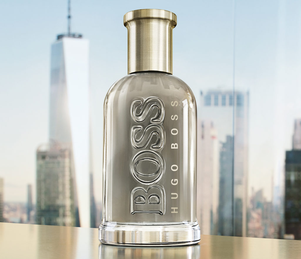The new Boss Bottled EDP. Photo: Hugo Boss