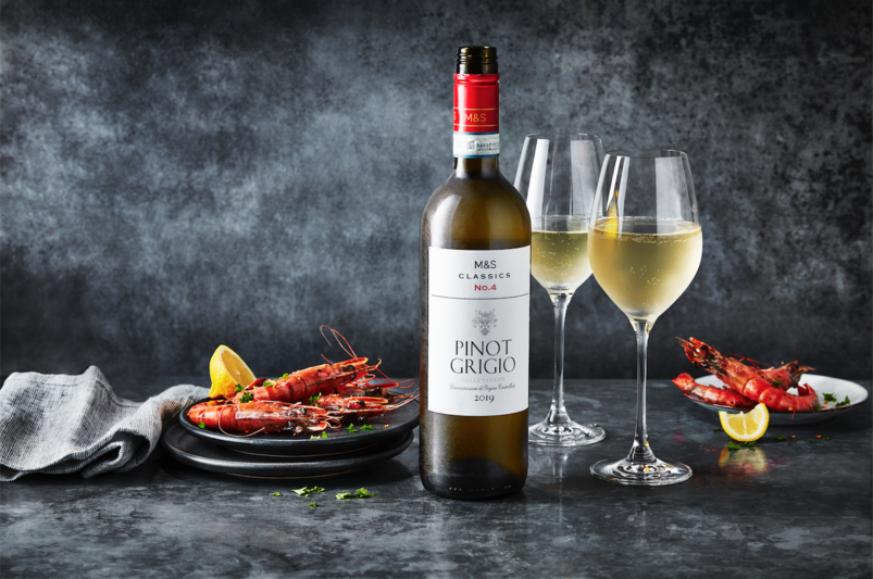 M&S Classic Collection: Pinot Grigio