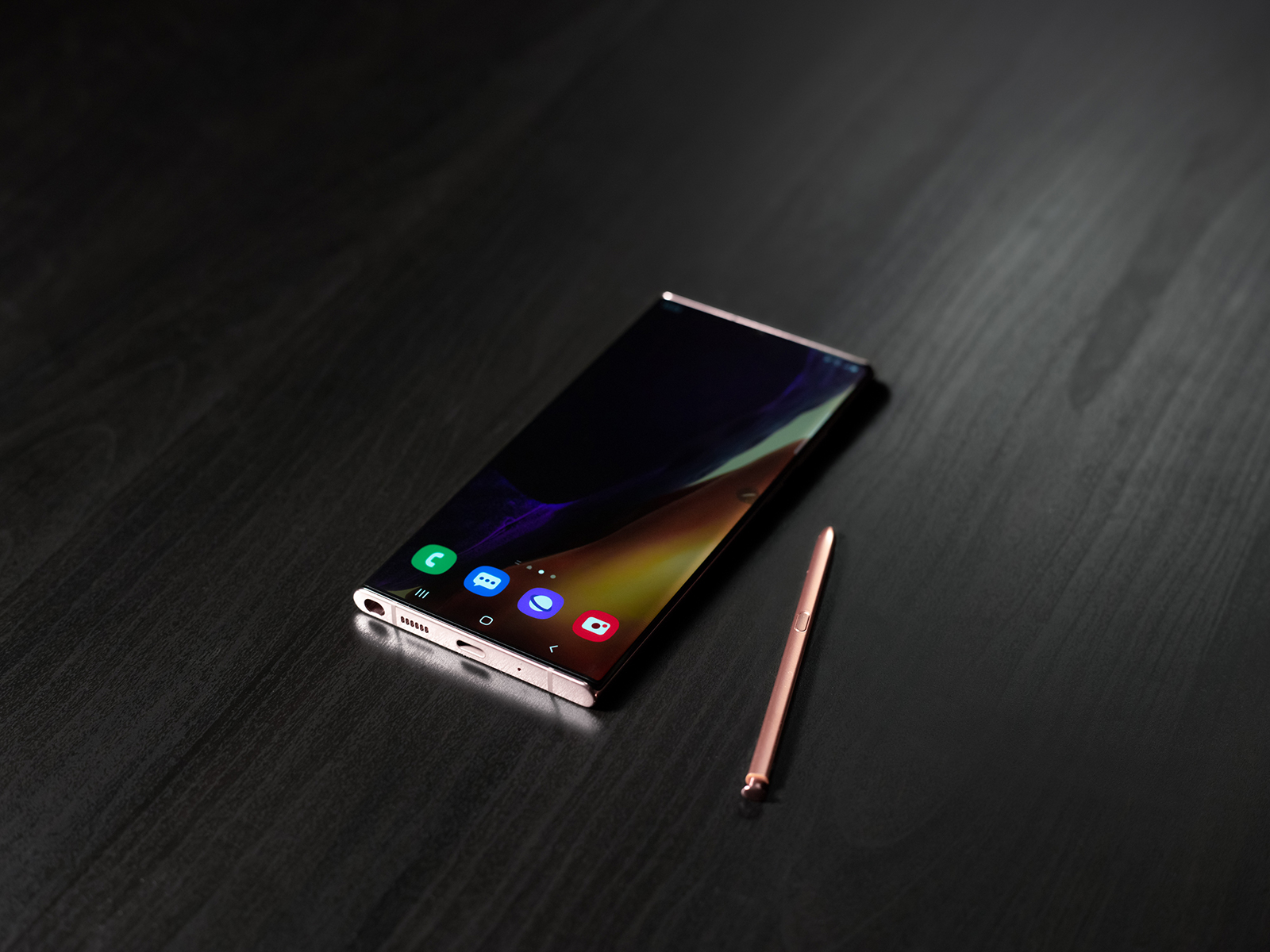 Samsung Note 20 Ultra 5G with S Pen