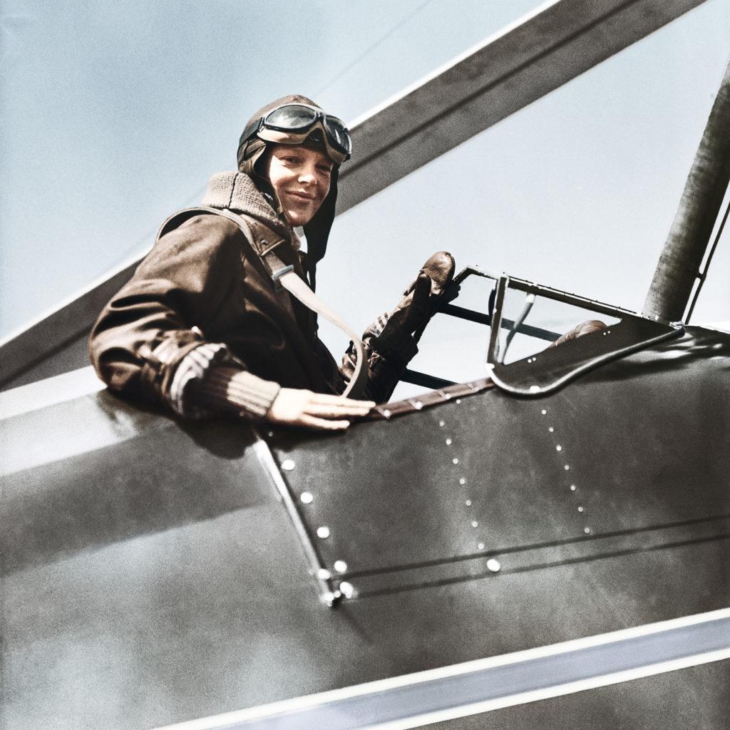 Amelia Earhart Longines