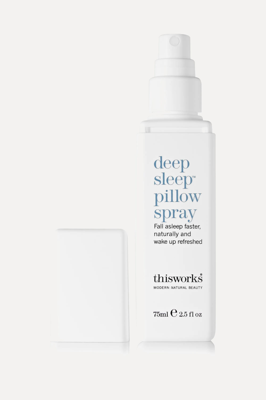 Deep Sleep Pillow Spray, This Works. Photo: Sephora