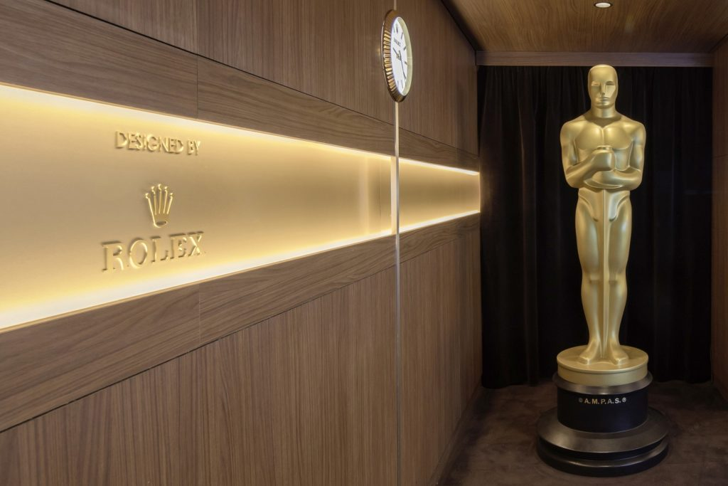 Rolex Greenroom at the Oscars 2020