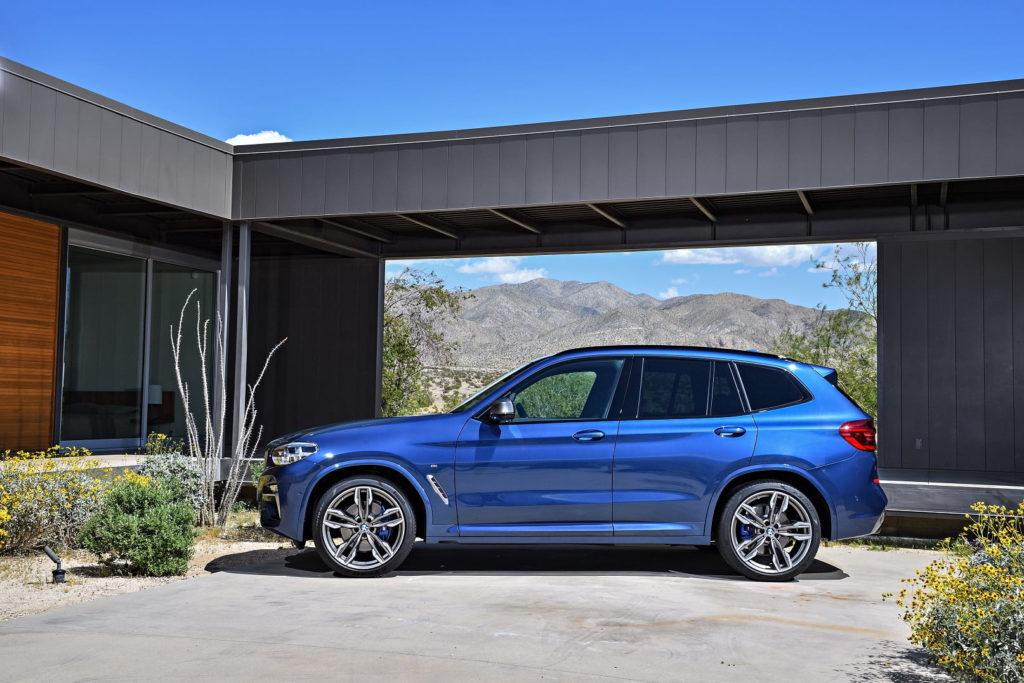 BMW X3 M40i Power of Choice