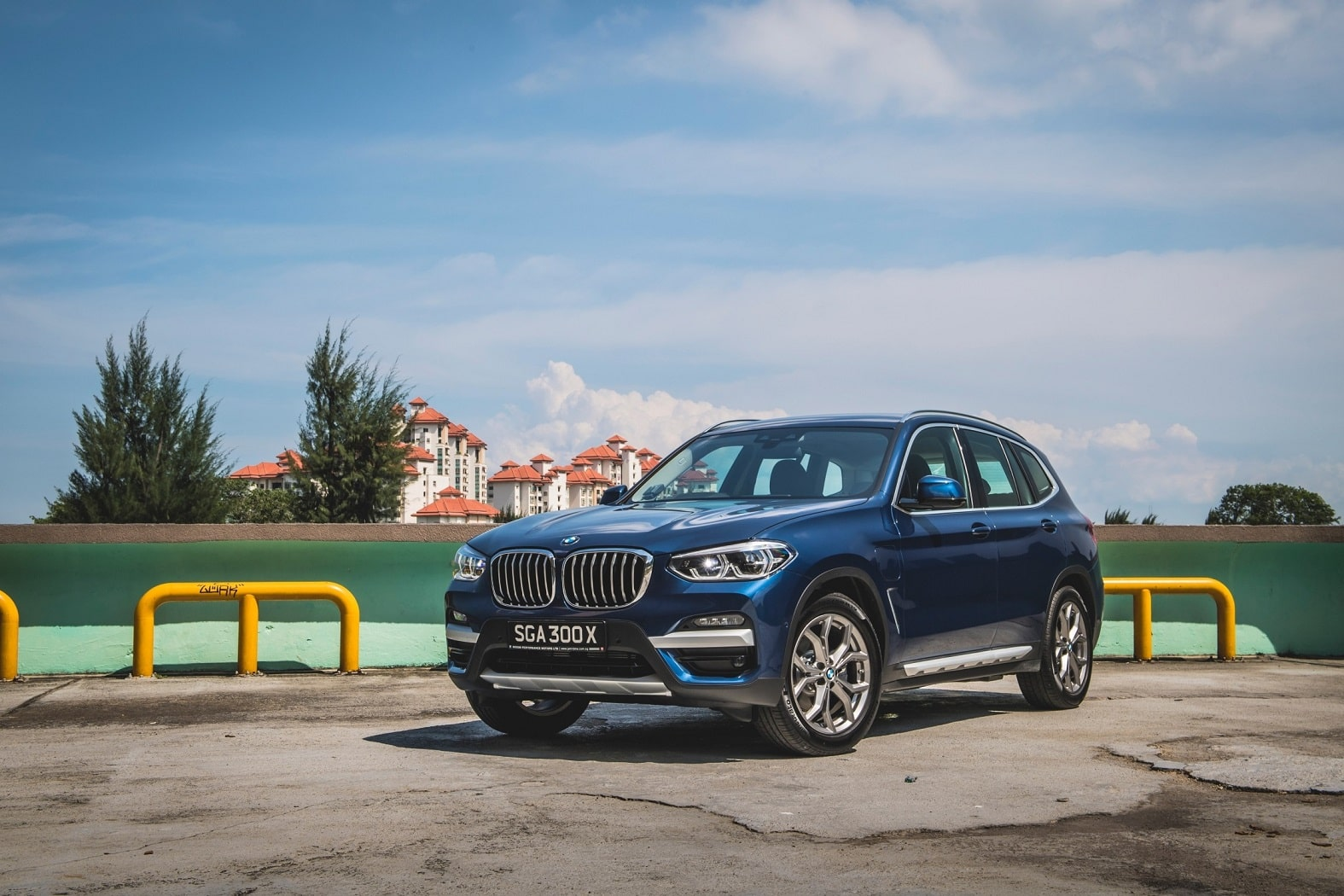One model, three variants: here's BMW's Power of Choice approach to mobility