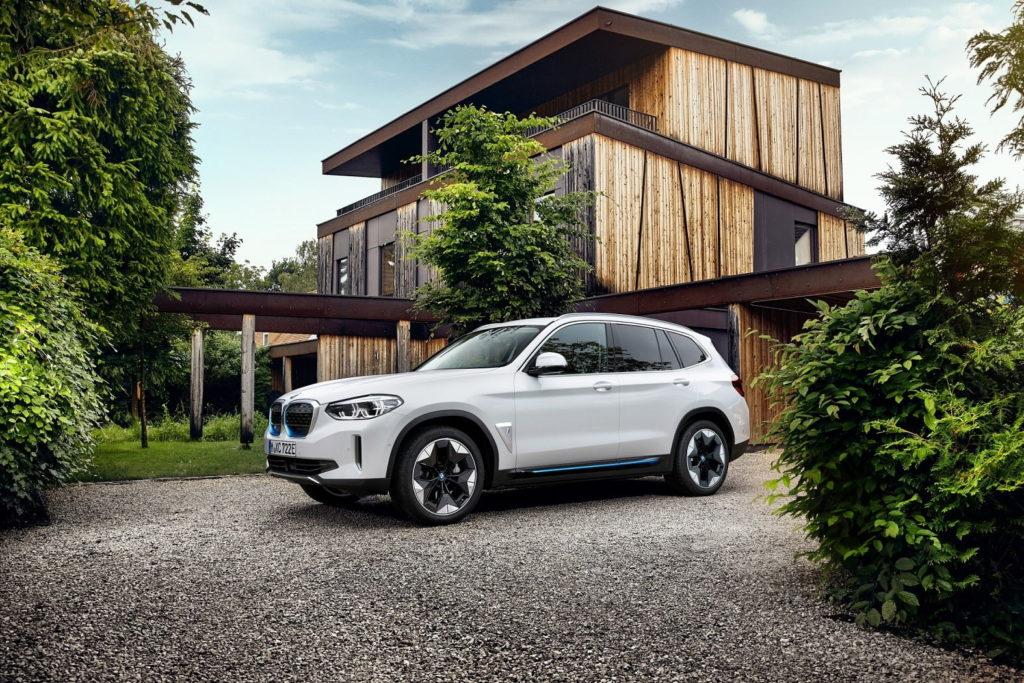BMW iX3 Power of Choice