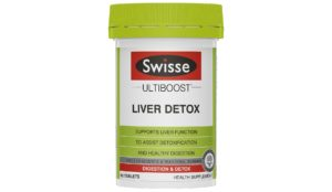 Swiss Ultiboost Liver Detox