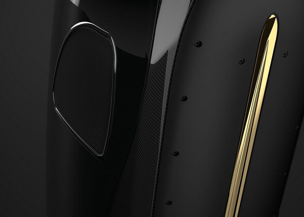 Bugatti Tidal Audio Speakers