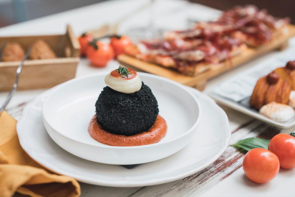 f+b notes jan/feb 2021: Restaurant Gaig