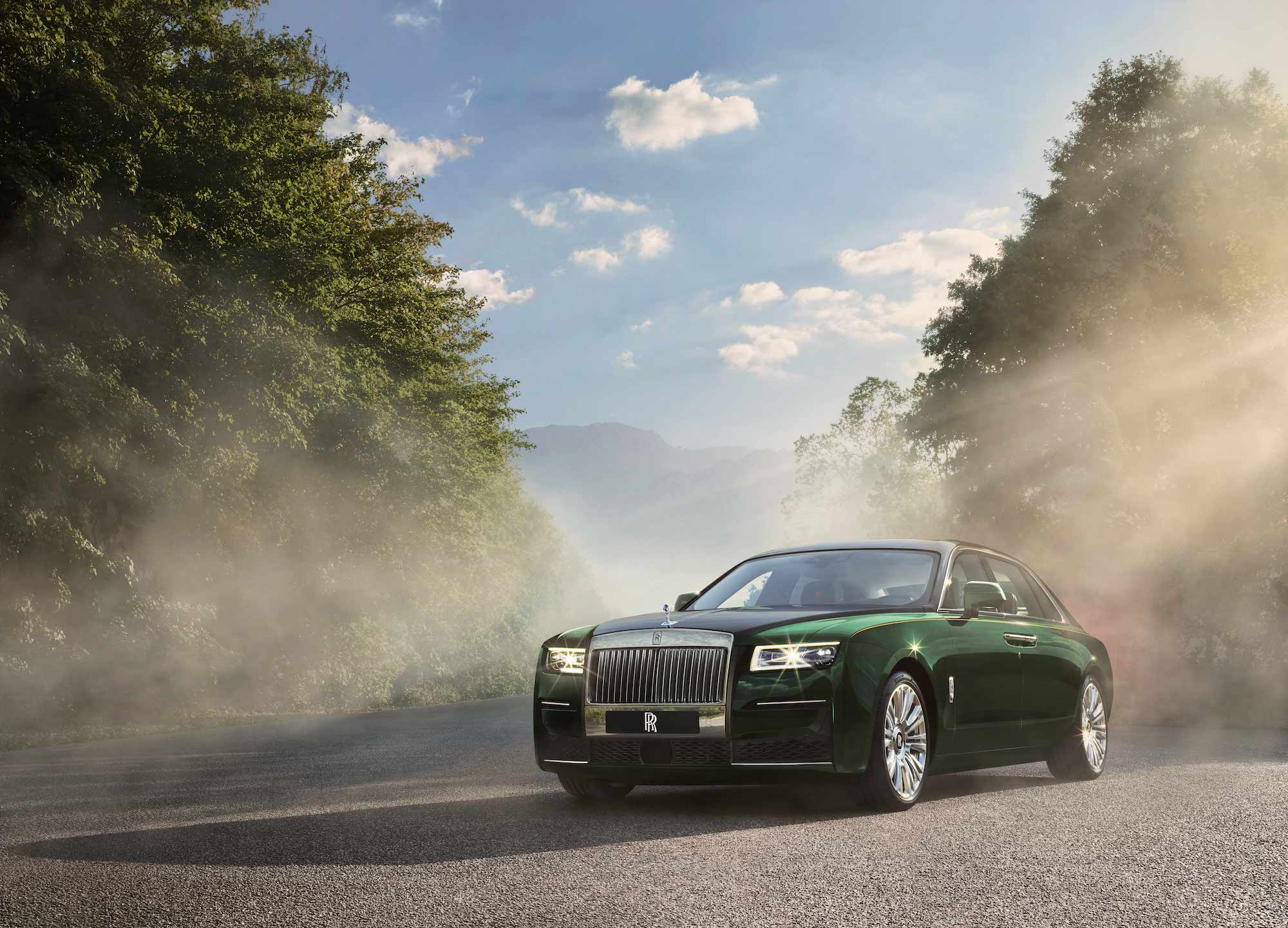 The New, Unusually Restrained Rolls-Royce Ghost Is A Masterclass In Elegance