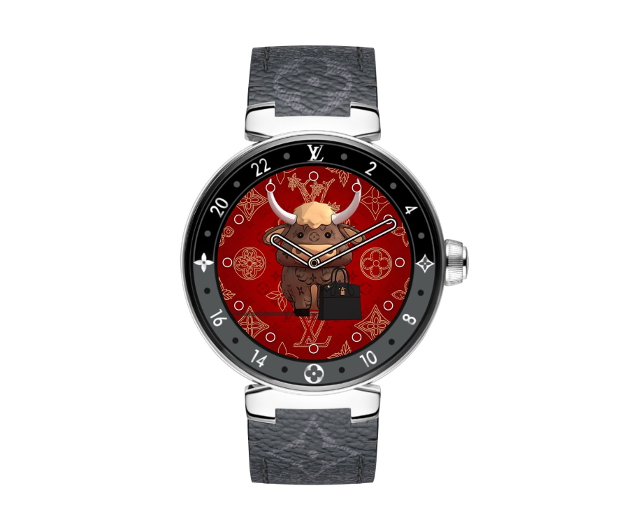 LV Tambour year of the ox