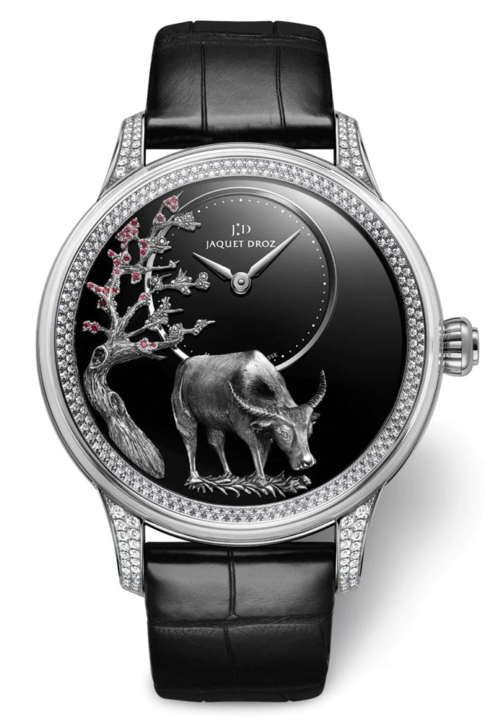Jaquet Droz year of the ox