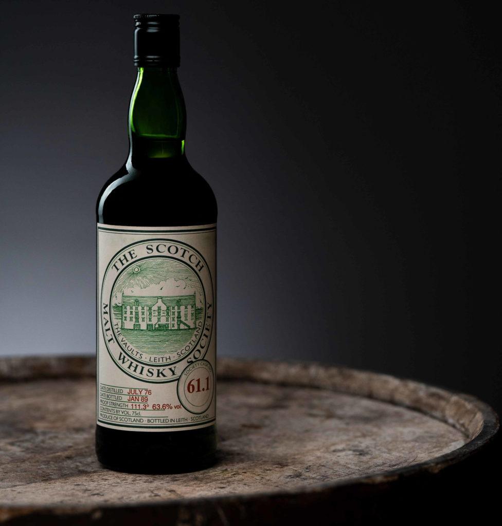 Brora whisky industry