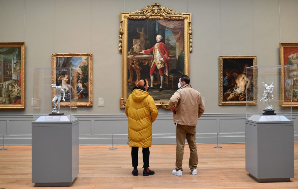 museums sell artworks deaccessioning