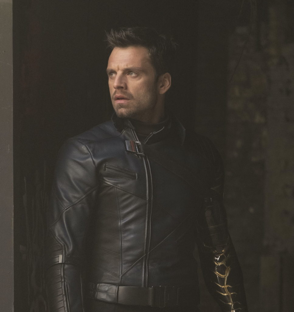 Falcon and The Winter Soldier Sebastian Stan